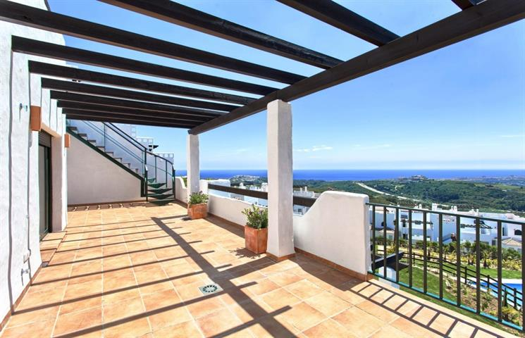 image te koop Bahia de Casares penthouse