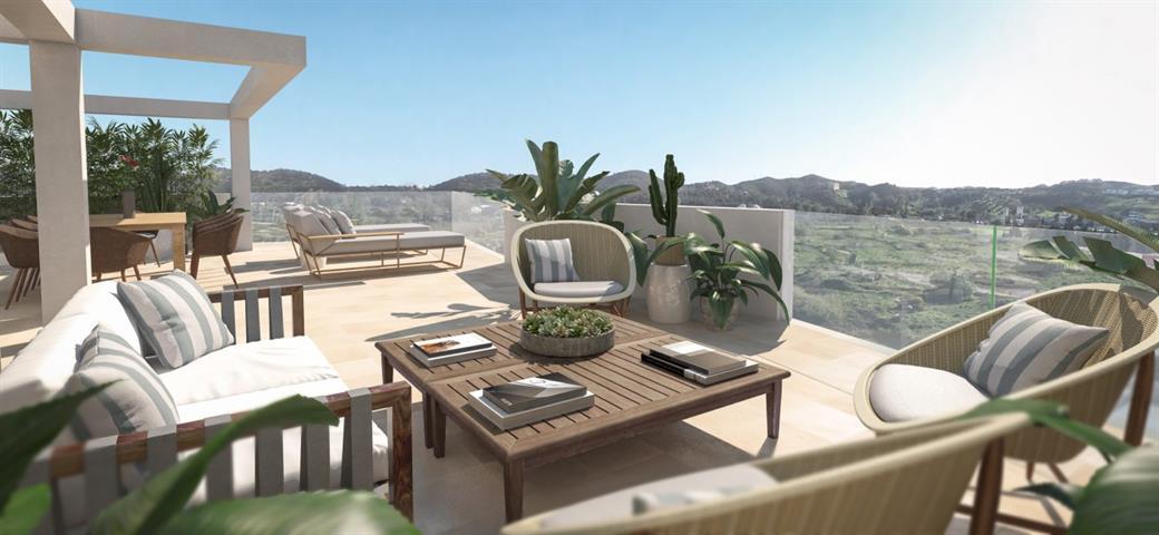 image te koop Mijas penthouse