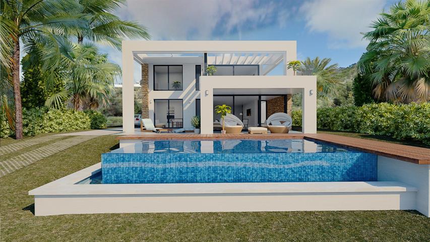 image te koop Mijas villa